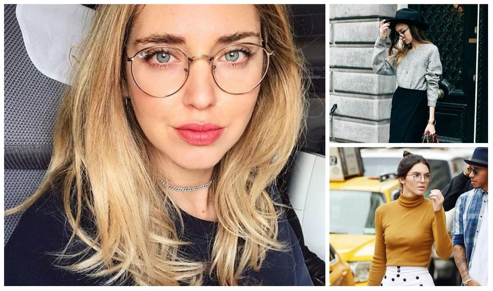 243ae4fc6 É possível ser fashion usando óculos de grau