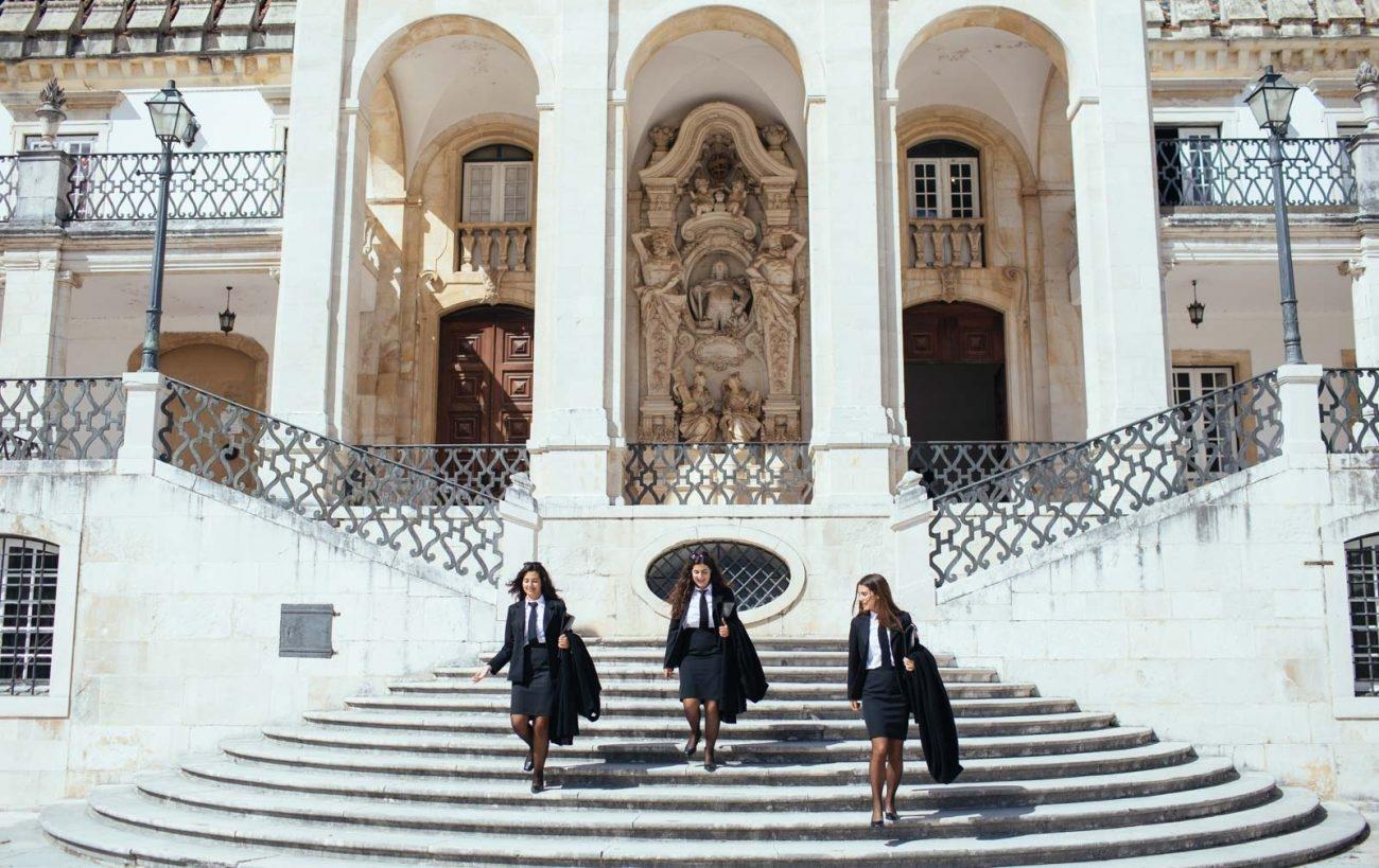 Mais brasileiros estão estudando em Portugal