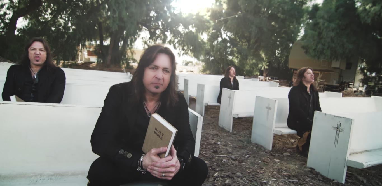 """Stryper lança clipe de """"The Valley"""" e disponibiliza novo álbum nas plataformas digitais"""