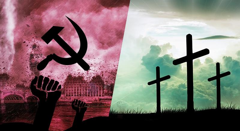 A ameaça comunista contra os cristãos e a perseguição contra a fé