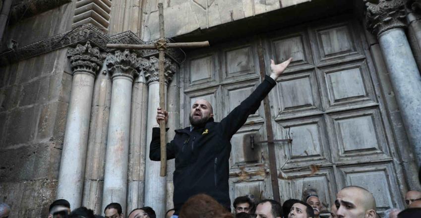 Somos usados por Deus para construir Seu reino, dizem cristãos sobreviventes em Gaza