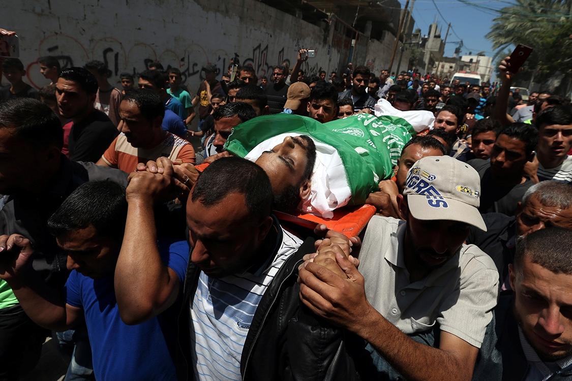 Hamas confirma que 50 dos 62 mortos em Gaza eram terroristas do grupo