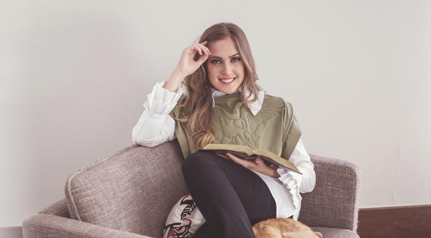 """Lu Alone se prepara para lançar """"Puro e Santo"""", seu primeiro EP gospel"""