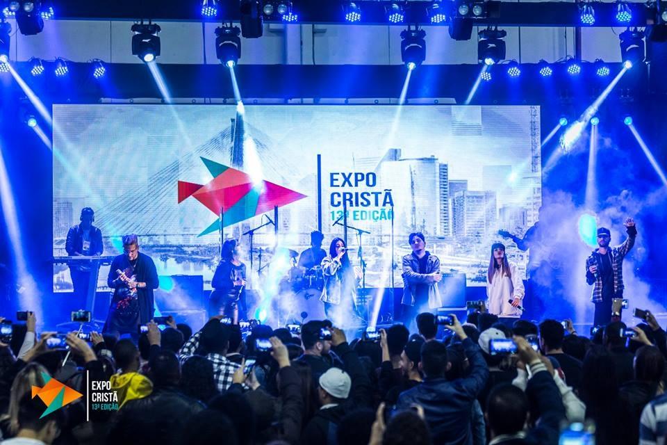 Expo Cristã 2018 será realizada em setembro, em São Paulo