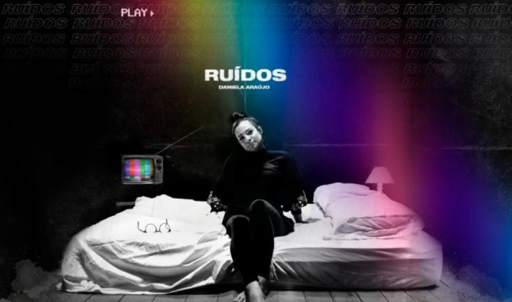 """Daniela Araújo lança """"Ruídos"""", canção que marca sua volta à música"""