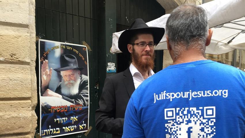 Quase 5 mil israelenses têm contato com mensagem do Evangelho