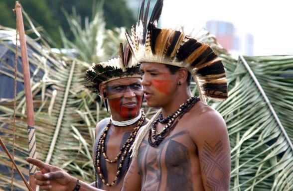 Missionários plantam igreja em aldeia pataxó, uma das mais resistentes ao Evangelho