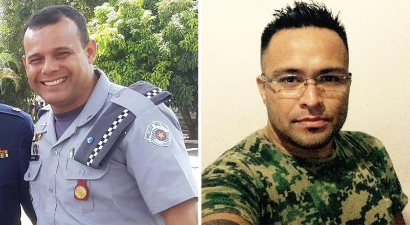 """Policial socorre e ora por vítima que levou 11 facadas: """"Fiz o que Deus mandou"""