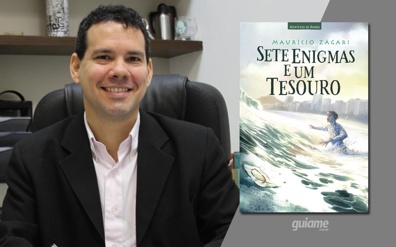 Maurício Zágari lança livro de ficção pela Editora Mundo Cristão