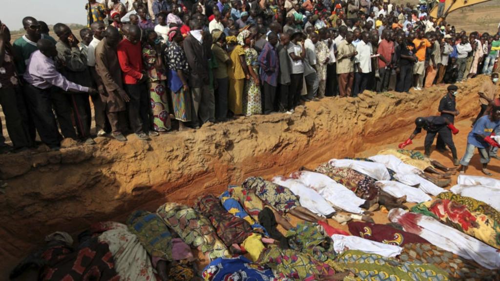 Mais de 8.800 cristãos foram mortos na Nigéria nos últimos três anos