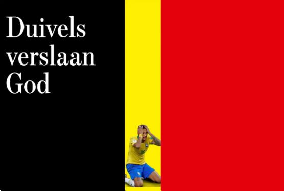 Imprensa belga diz que