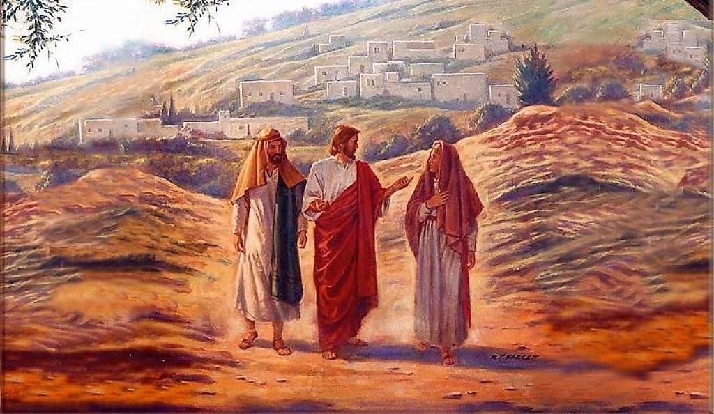 Lições a caminho de Emaús - Lucas 24:13-35