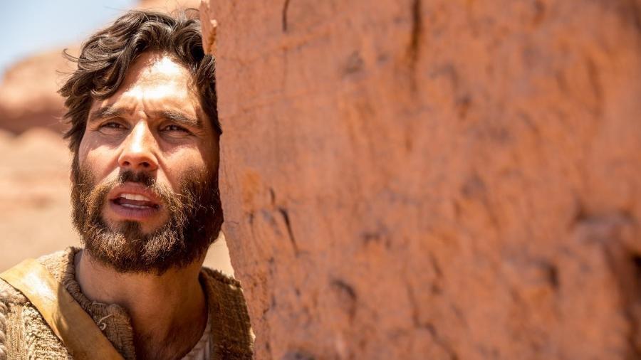 Novela 'Jesus' irá exibir cena da crucificação em sua estreia