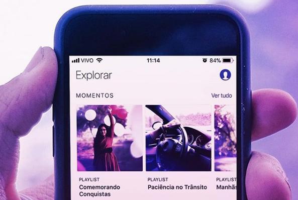 Aplicativo reúne música gospel e Bíblia em áudio