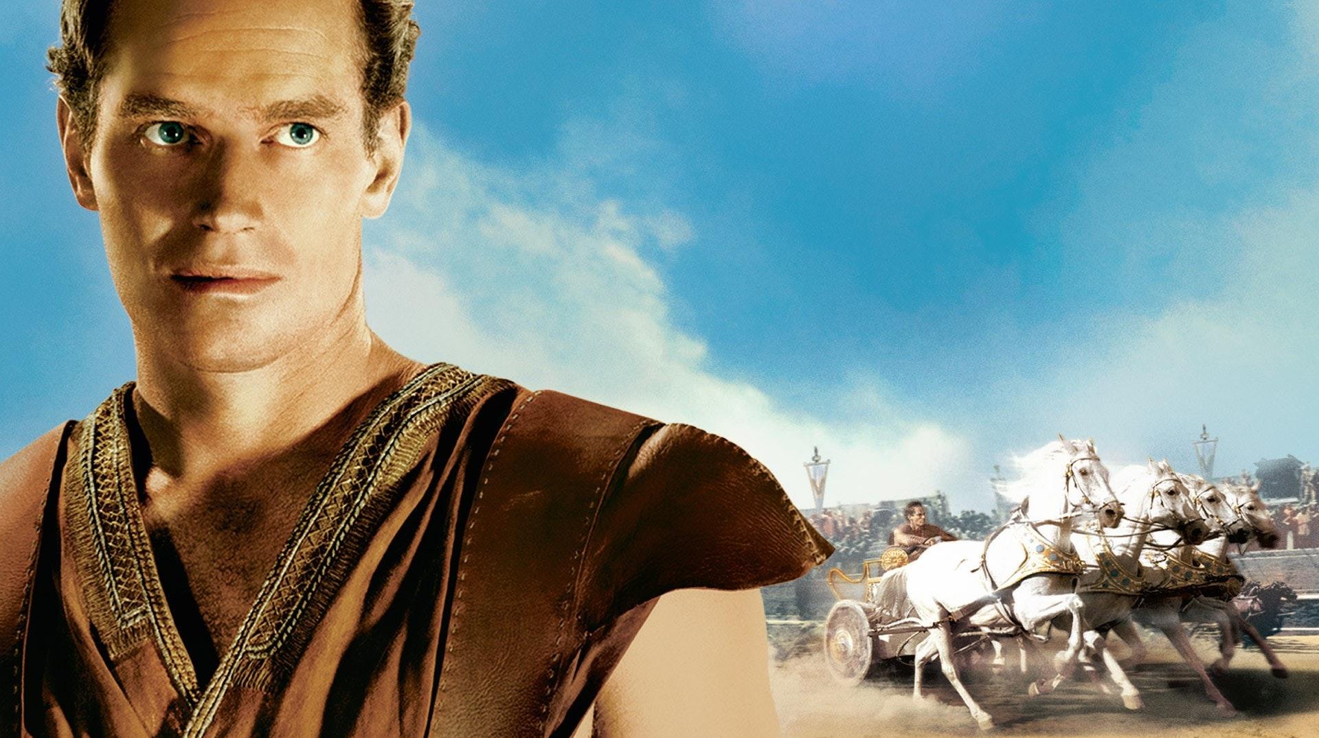 Record aposta em Ben-Hur para sua nova novela bíblica