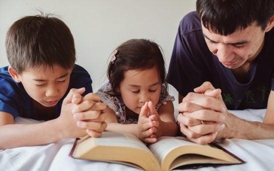 A instrução do Senhor na criação dos filhos