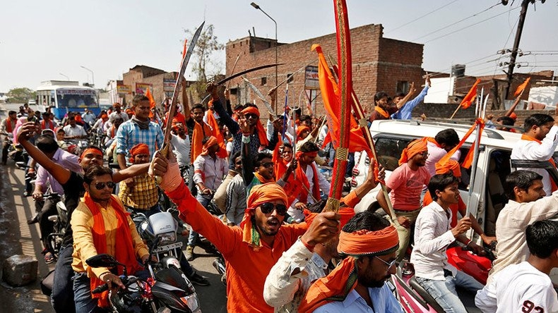 """""""Fecharemos uma igreja a cada semana"""", dizem extremistas a cristãos na Índia"""