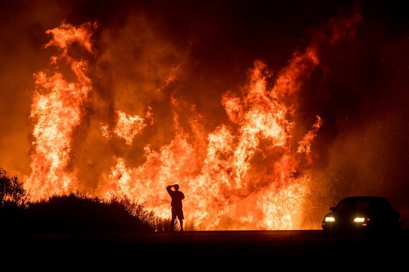 Bethel Church irá doar 1000 dólares para cada casa destruída em incêndio na Califórnia