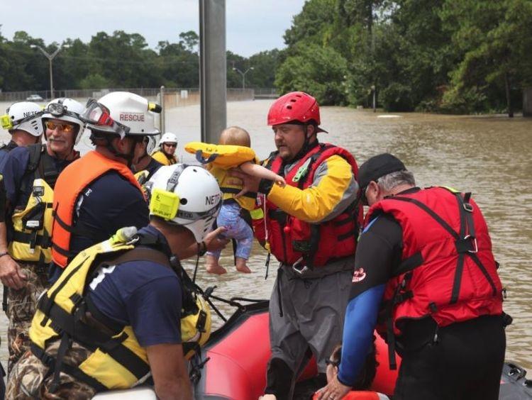 """Evangelista viaja para ajudar vítimas do furacão Florence: """"Quero levar esperança"""""""