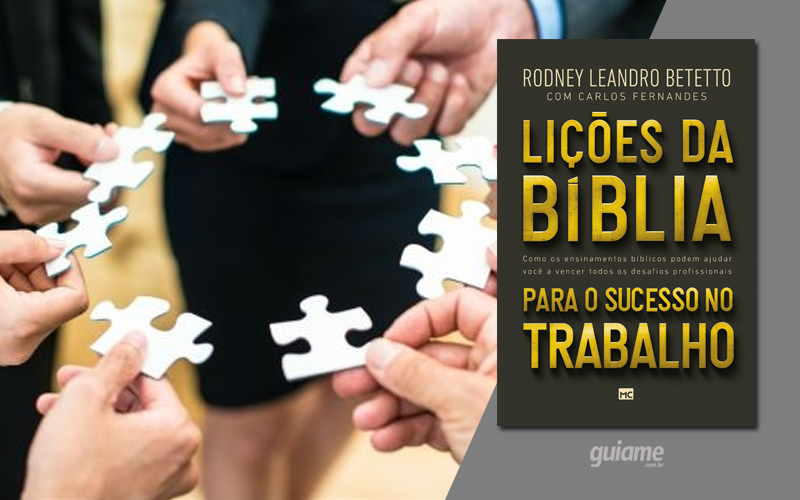 Livro ensina a usar a sabedoria bíblica para vencer desafios profissionais