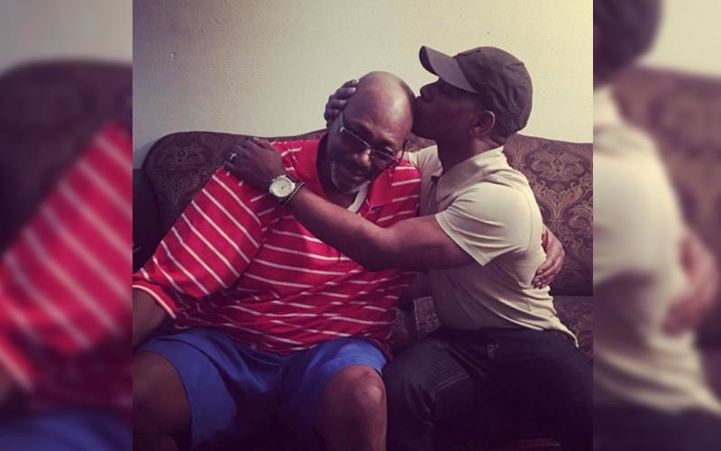 Kirk Franklin perdoa pai biológico que o deu para adoção: