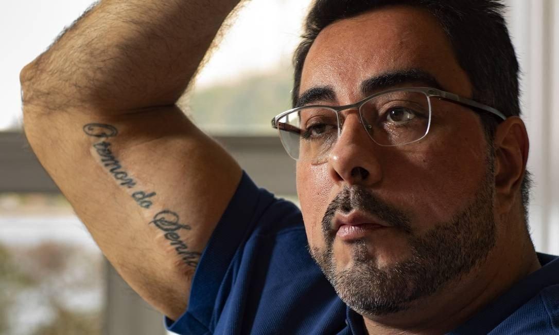 """""""Não sei se sou terrivelmente evangélico, mas sou fiel"""", diz Marcelo Bretas"""