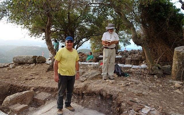 Arqueólogos afirmam ter encontrado local de nascimento dos apóstolos Pedro e André