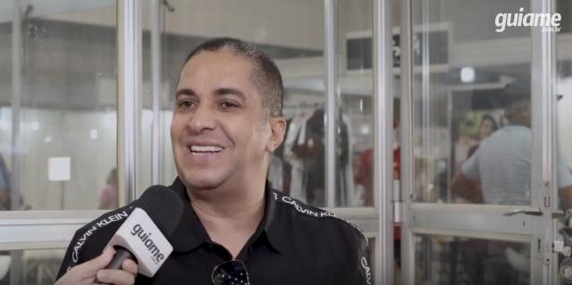 Waguinho conta que bandidos se entregaram a Jesus após desistirem de assaltá-lo