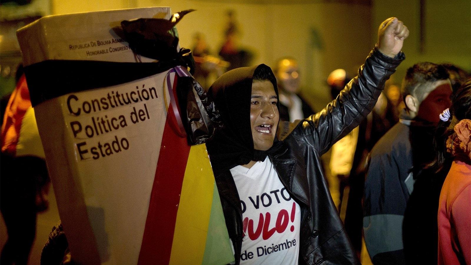 Evangélicos bolivianos se inspiram em brasileiros para eleger presidente conservador