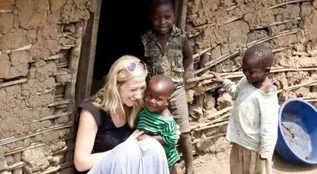 Missionária conta como seu chamado aos 10 anos de idade a levou a abrir escolas no Congo
