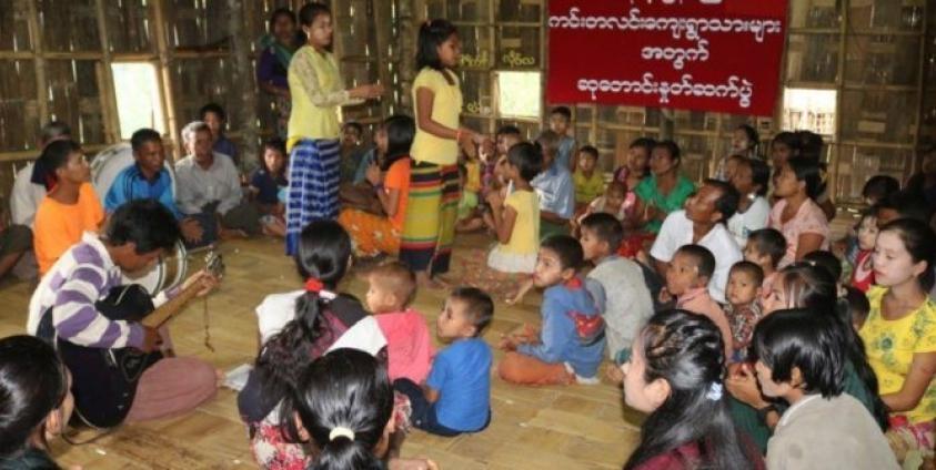 54 cristãos foram libertados após 6 meses de prisão, em Mianmar