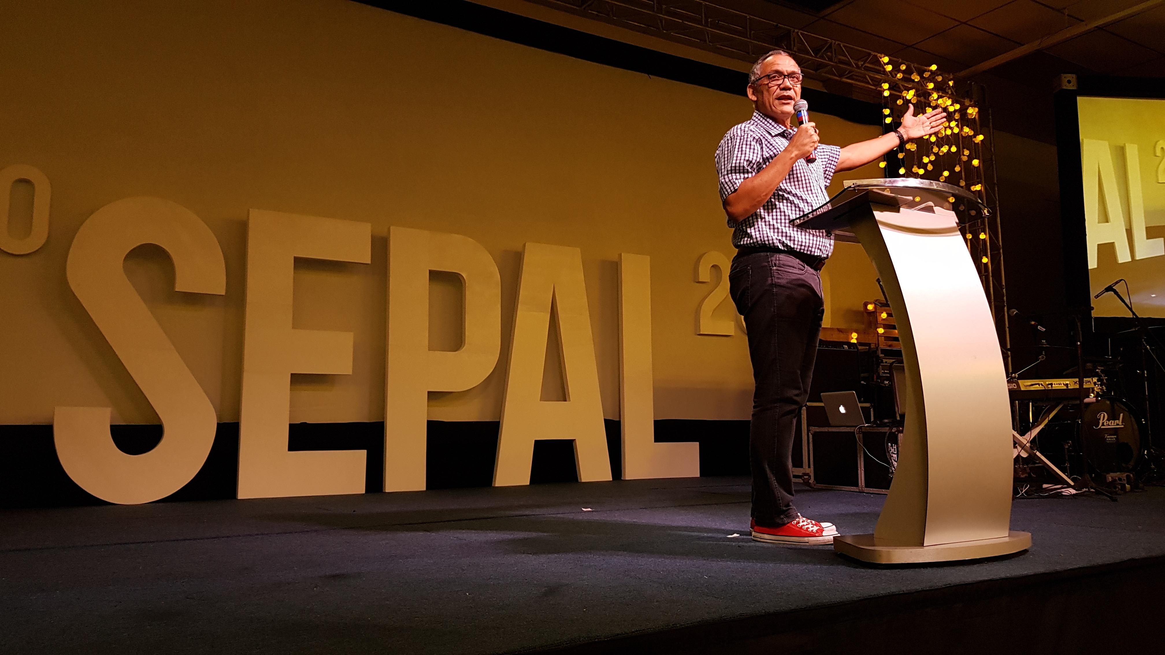 Encontro Sepal reunirá pastores e líderes em maio de 2020