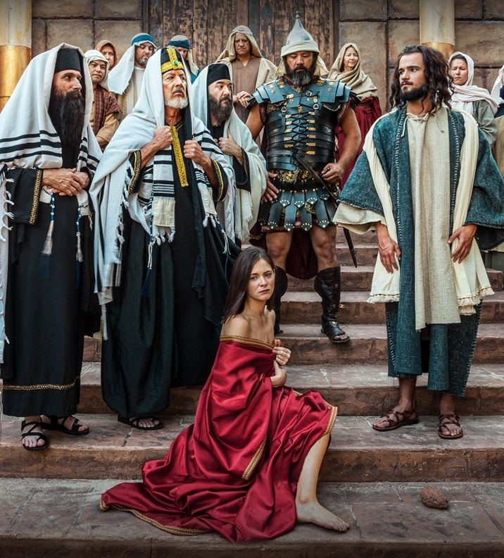 Filme sobre Jesus em linguagem de sinais deve alcançar mais de 70 milhões de surdos 2