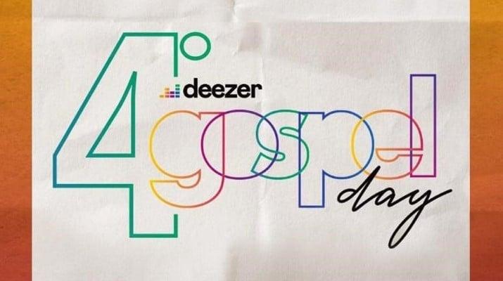Deezer celebrará destaques da música cristã na 4ª edição do 'Gospel Day', no Rio de Janeiro