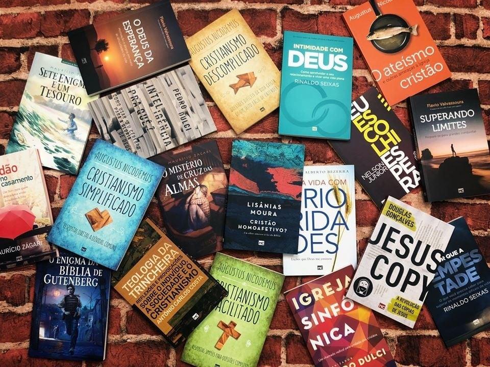 Livros cristãos estão disponíveis em áudios gratuitos no Spotify e Deezer