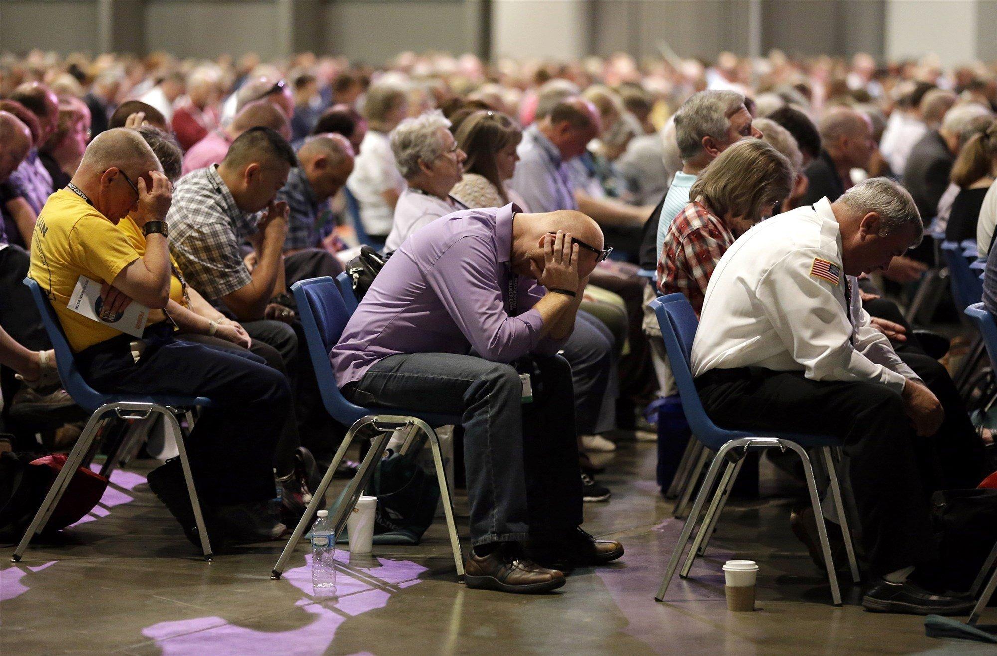 Maior denominação dos EUA, Batista do Sul tem queda histórica de membros