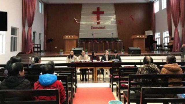 Igrejas da China terão membros do Partido Comunista em sua administração