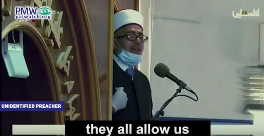 """Durante pregação em mesquita, clérigo muçulmano diz que o """"fim de Israel está próximo"""""""