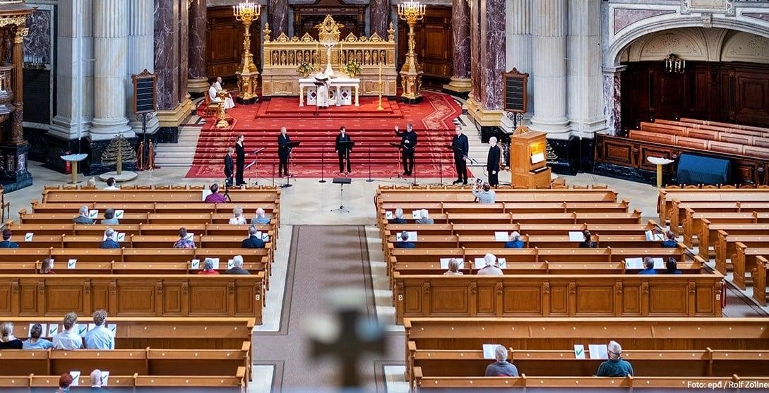 Igreja protestante perde milhares de fiéis na Alemanha, segundo relatório
