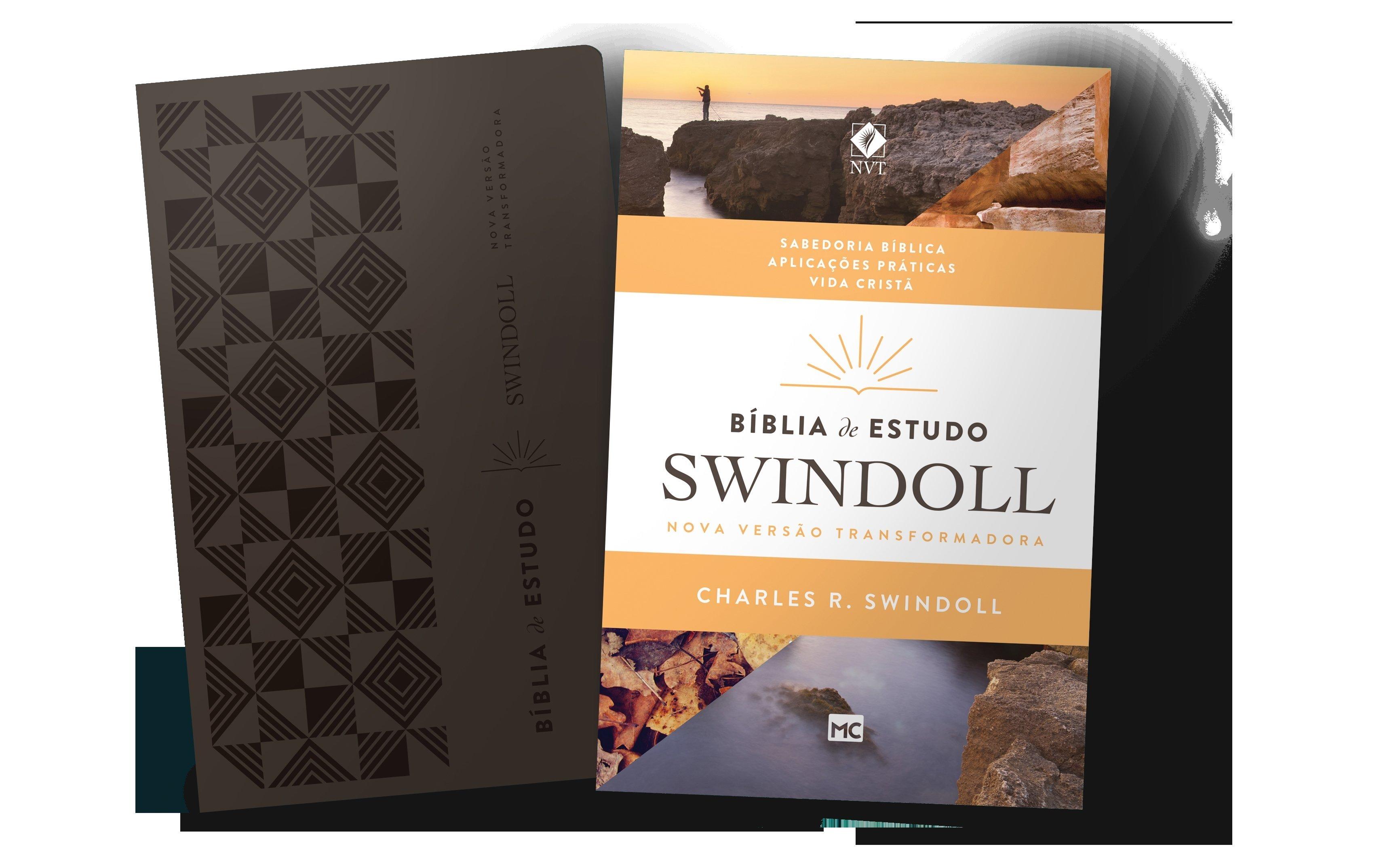 Bíblia com estudos de Charles Swindoll é lançada em linguagem moderna