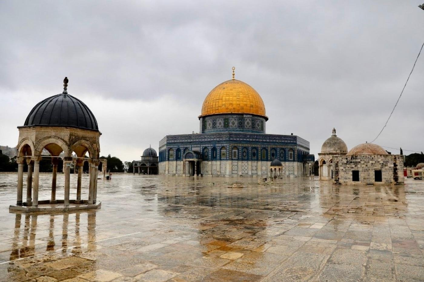 Turquia visa Monte do Templo em Jerusalém após converter basílica em mesquita