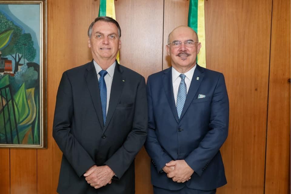 """Milton Ribeiro toma posse como ministro da Educação: """"Com ajuda de Deus, deixarei um legado"""""""