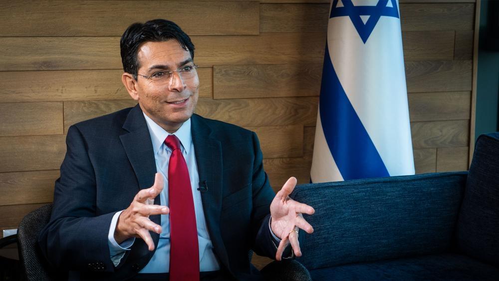 Embaixador de Israel na ONU diz que 'é hora de declarar soberania sobre Judeia e Samaria'