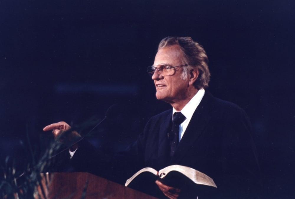Billy Graham será homenageado com monumento no Capitólio dos EUA