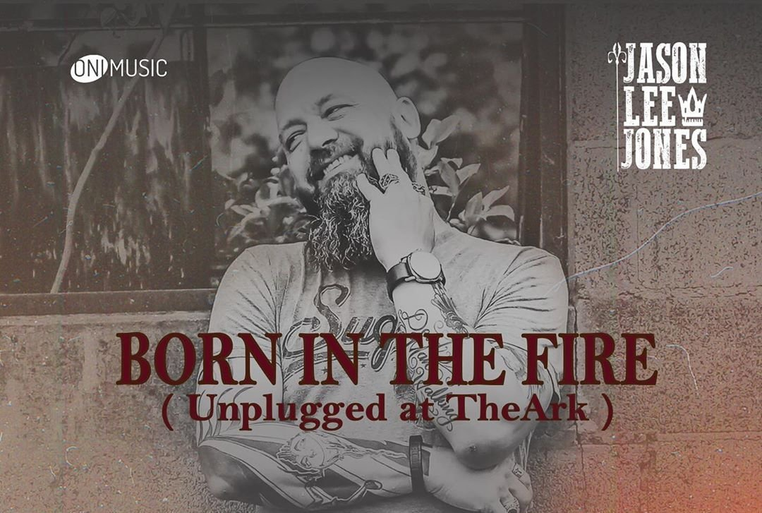 Jason Lee Jones lança a música 'Born In The Fire'