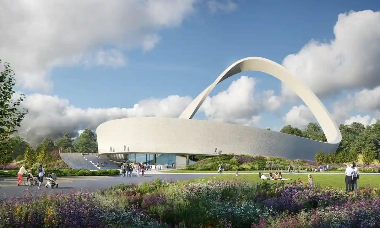 Monumento de oração será construído na Inglaterra com 1 milhão de tijolos com testemunhos