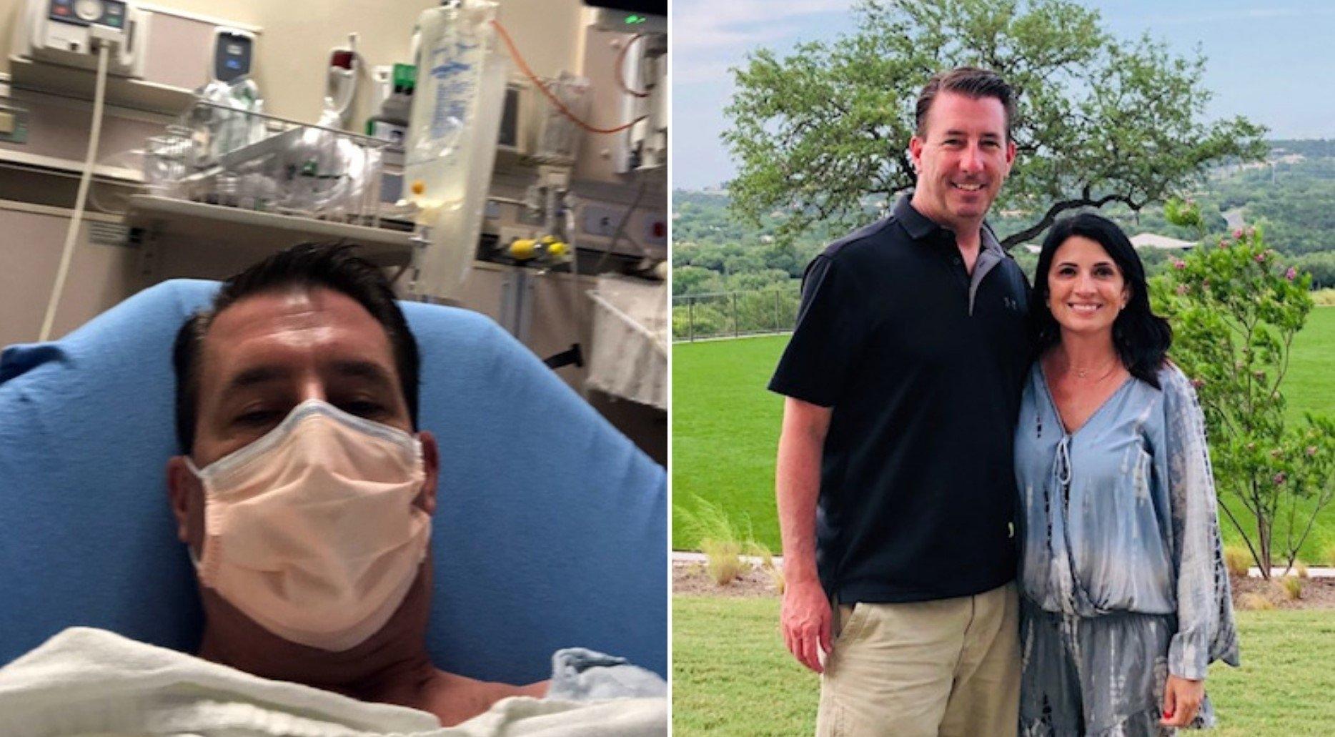 Cristão diz que oração dos profissionais de saúde o ajudou a sobreviver à Covid-19