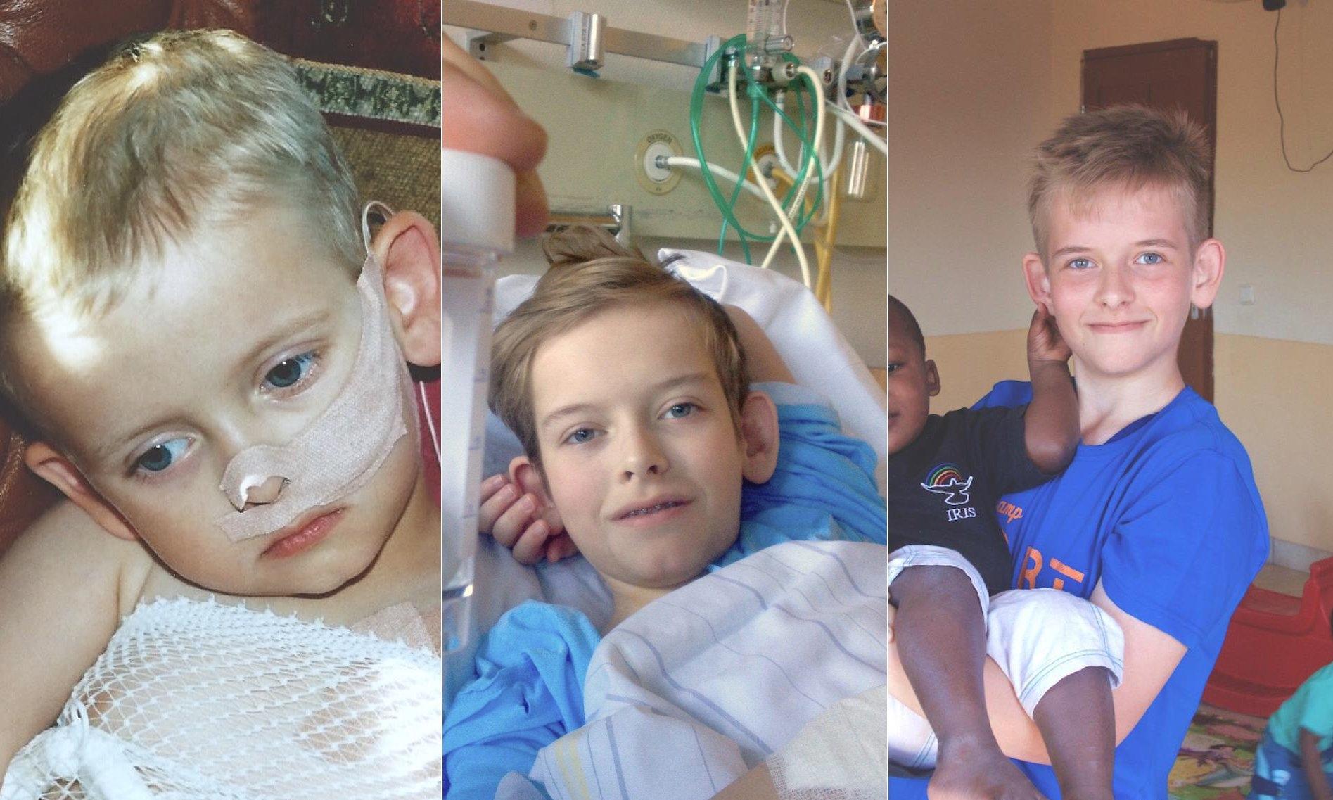"""Menino gravemente doente por 11 anos é curado após oração: """"Nada é impossível para Deus"""""""