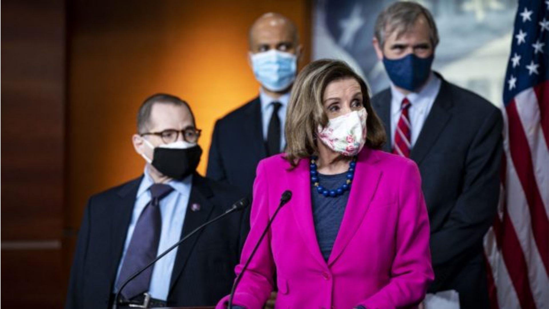 """""""A vontade de Deus não é preocupação deste Congresso"""", disse democrata americano"""