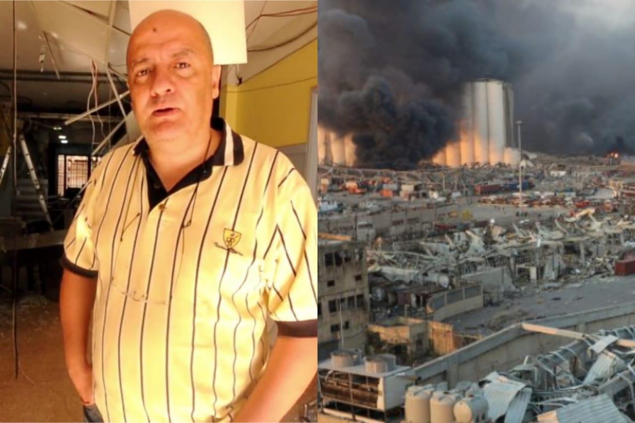 Pastor ouviu a voz do Espírito Santo e salvou centenas de vidas na explosão de Beirute